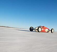 Spirit of Sunshine at full throttle by Frank Kletschkus