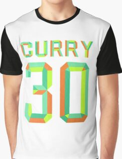 STEPH CURRY COLOR FRESH PRINCE 30 Graphic T-Shirt
