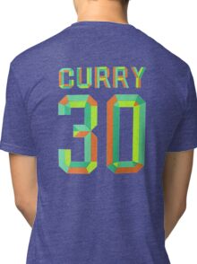 STEPH CURRY COLOR FRESH PRINCE 30 Tri-blend T-Shirt