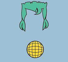 Cap. Planet Hair & Logo Minimalism  Unisex T-Shirt
