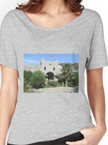 Marmaris Castle Women's Relaxed Fit T-Shirt