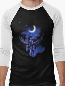 Princess of the Night Men's Baseball ¾ T-Shirt