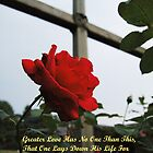 No Greater Love by Jonathan Hill, Jr.
