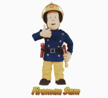 Fireman Sam is the Hero Next Door! by WeWantThat