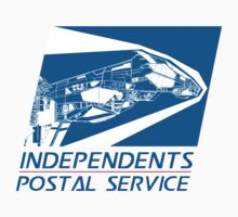 Independents Postal Service Kids Tee