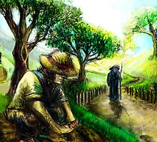 Maiar in the Shire by Matt Morrow