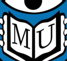 Monsters University Sticker