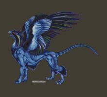Gryphon Flightleader by BadheadGadroon