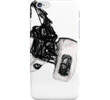 GlaDos Free Draw iPhone Case/Skin