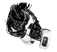 GlaDos Free Draw Photographic Print