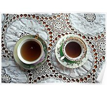 teacups #1 Poster