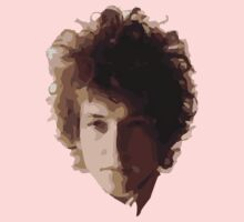Bob Dylan Big Hair by automatuck