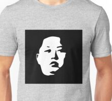 Kim Jong Un Serious Face Unisex T-Shirt