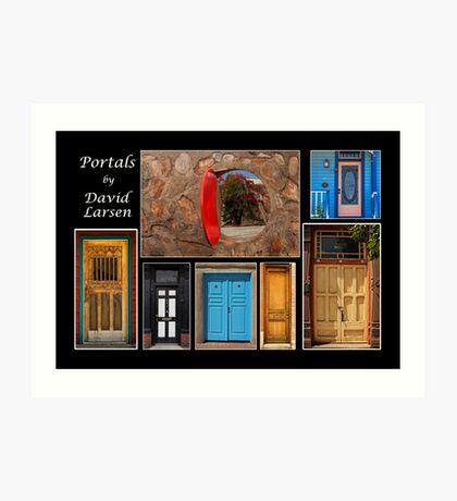 Portals #1 Art Print
