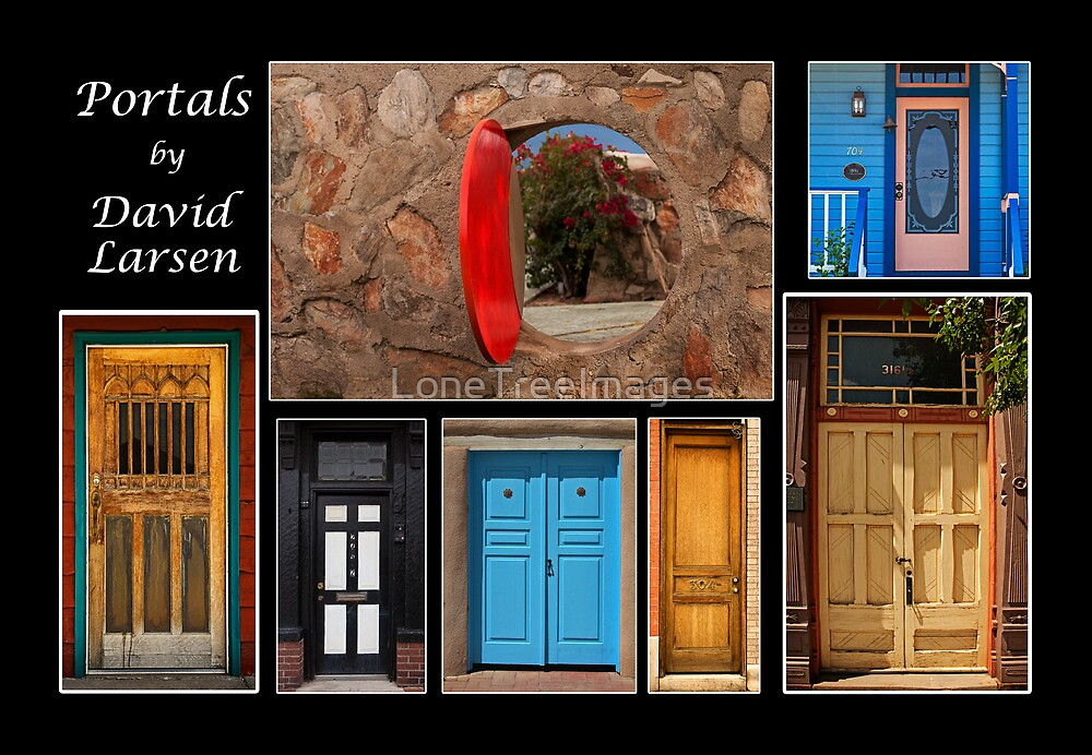 Portals #1 by LoneTreeImages