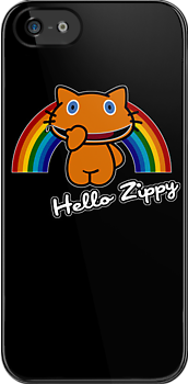 Hello Zippy by jayveezed