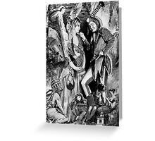 Love in the Forest (Oh as Your Laptop Broken or the Sky Fallen in)     en . Greeting Card