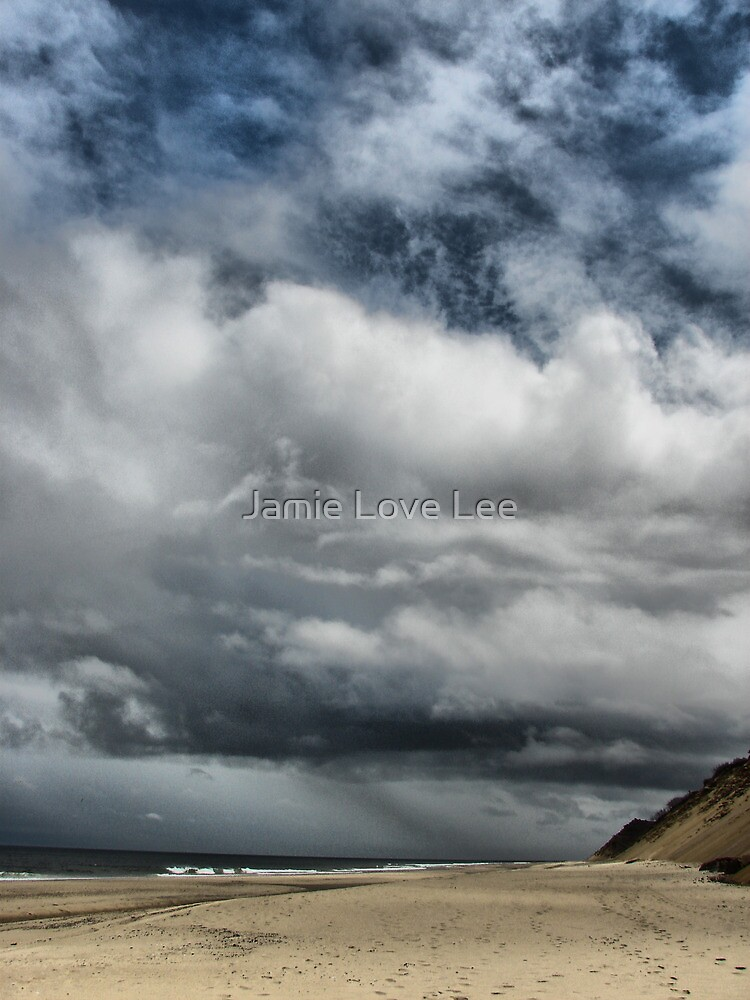 Seaside Storm by Jamie Lee