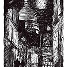 Montmartre 1 by Tatiana Ivchenkova