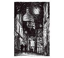 Montmartre 1 Photographic Print
