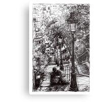 Montmartre 2 Metal Print