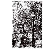 Montmartre 2 Photographic Print
