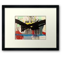 The Virtue of Problems Framed Print