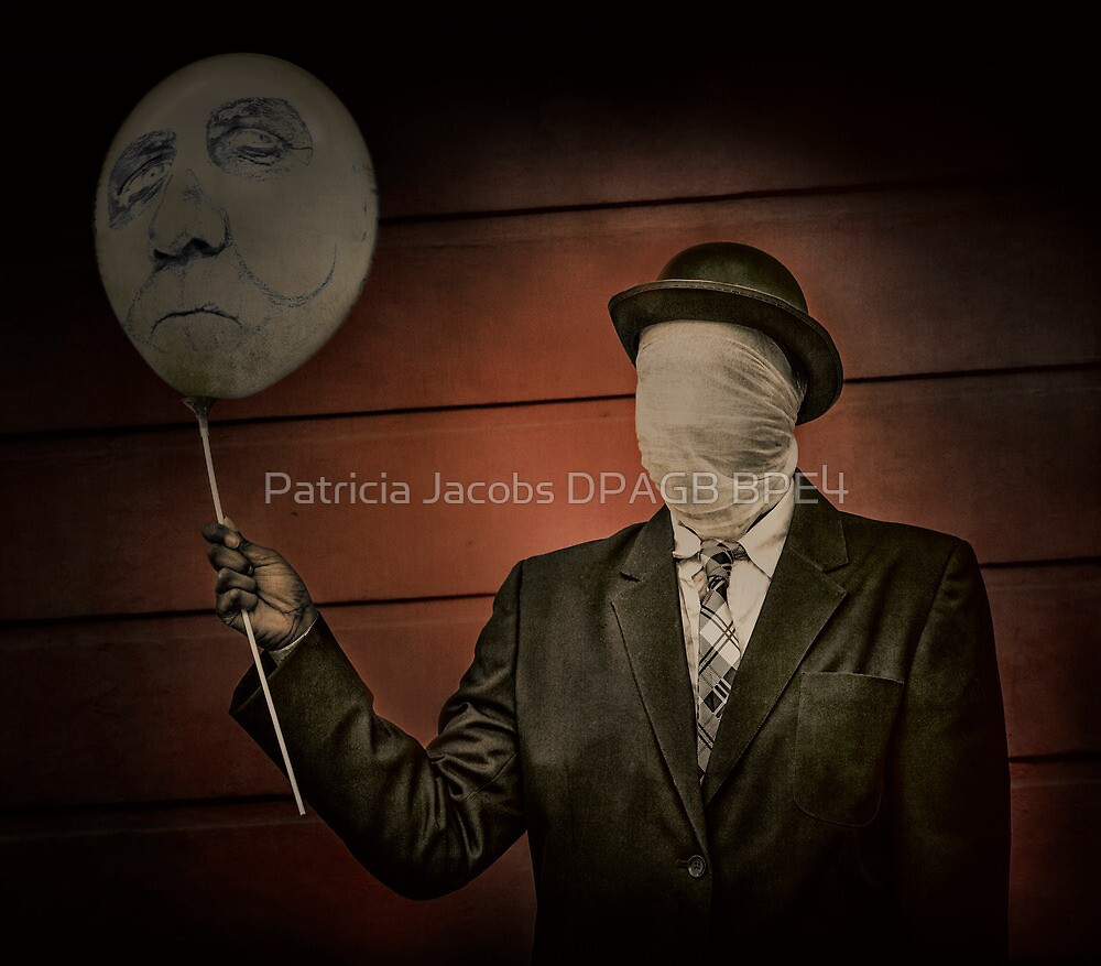 Face Off by Patricia Jacobs CPAGB LRPS BPE4
