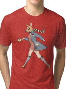 DO-RE-ME-FA-SO-LA-TI Tri-blend T-Shirt