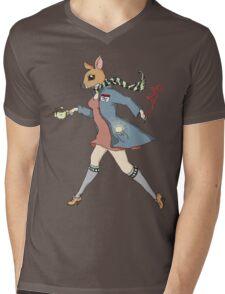 DO-RE-ME-FA-SO-LA-TI Mens V-Neck T-Shirt