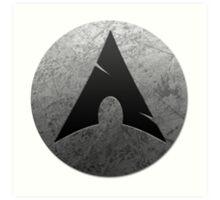 Arch Linux Art Print
