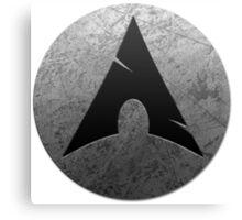Arch Linux Canvas Print