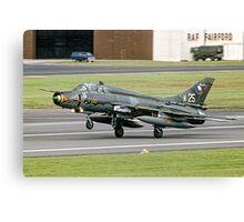 Sukhoi Su-22UM-3K 7310/25/NA-2A Fitter G Canvas Print