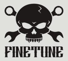 Skull 'n' Tools 2 - Finetune (black) by GET-THE-CAR