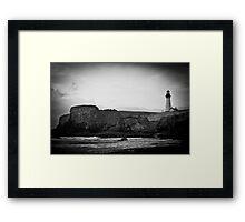 Yaquina Head Lighthouse 1 Framed Print