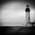 Yaquina Head Light House 2 by Robert  Miner