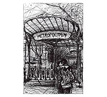 Montmartre 4 Photographic Print