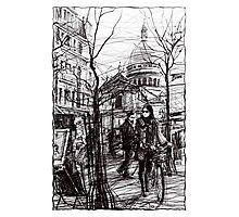 Montmartre 5 Photographic Print