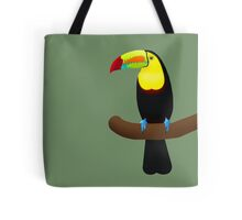 Keel Billed Toucan Tote Bag