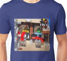 Window Shopping Unisex T-Shirt