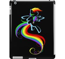 Flowing Rainbow iPad Case/Skin