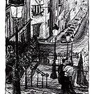 Montmartre 8 by Tatiana Ivchenkova