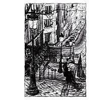 Montmartre 8 Photographic Print
