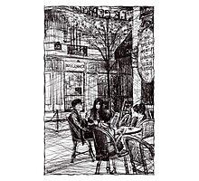 Montmartre 9 Photographic Print