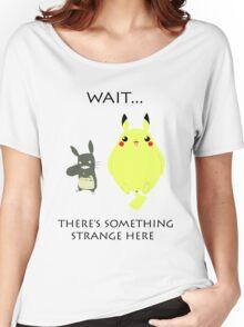 Totochu&Pikatoro Women's Relaxed Fit T-Shirt