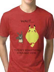 Totochu&Pikatoro Tri-blend T-Shirt