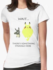 Totochu&Pikatoro Womens Fitted T-Shirt