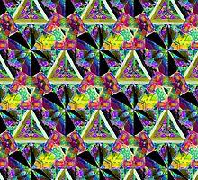 Honeycomb 1 B by Karl Jacobson
