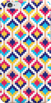 Pretty pixels by Rebecca Collins
