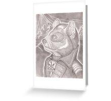 The Proud Tasmanian Greeting Card